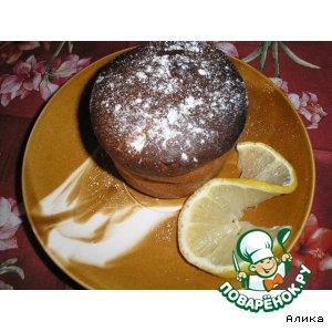 Кексы «Лимонное наслаждение»