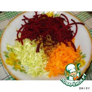 Салат «Здоровье» - 2