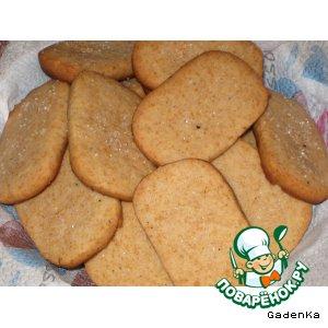 Хрустящее печенье «Перчинка»