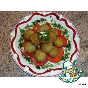 """Картофельные """"Цыбрики"""""""