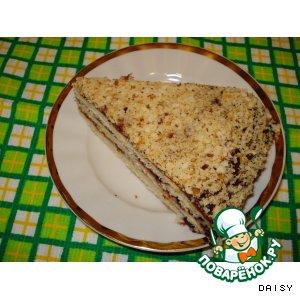 Пирог под прессом