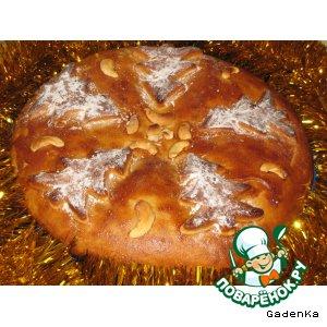 Пряник «Рождественский» с начинкой