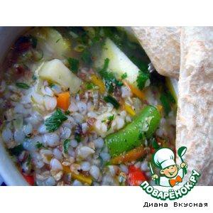 Гречиховый суп