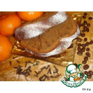 Кофейный кекс с пряностями