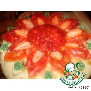 Торт «Степашка»