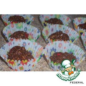 """Шоколадные конфеты """"Хрустики"""""""