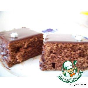 """Кекс """"Шоколадная жизнь"""""""