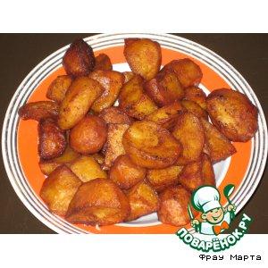 Картошечка в паприке
