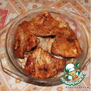 Отбивные куриные