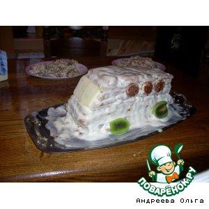 """Торт """"Мозаика"""""""