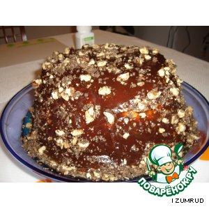 """Торт """"Сырок в шоколаде"""""""