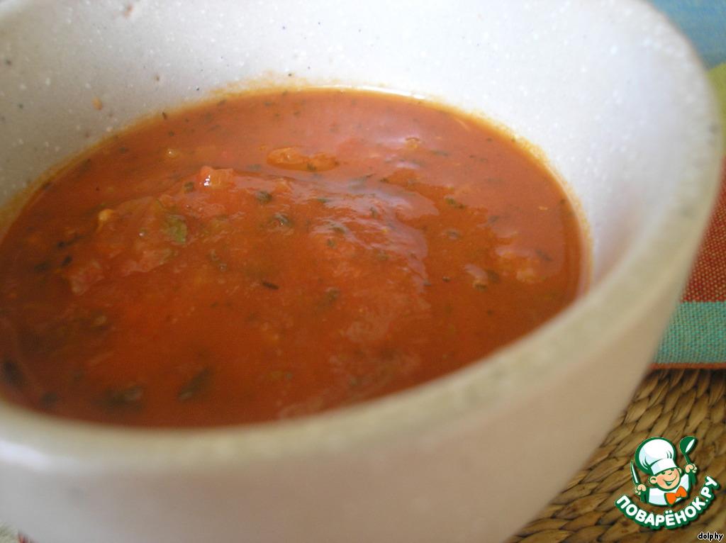 Соус можно использовать для любых блюд, требующих соуса для приготовления.    Идеален для макарон.    Приятного аппетита!