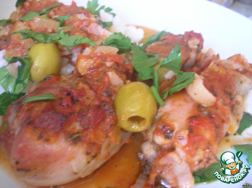 Я использовала этот соус для приготовления Куриных ножек в итальянском стиле http://www.povarenok .ru/recipes/show/464 20/
