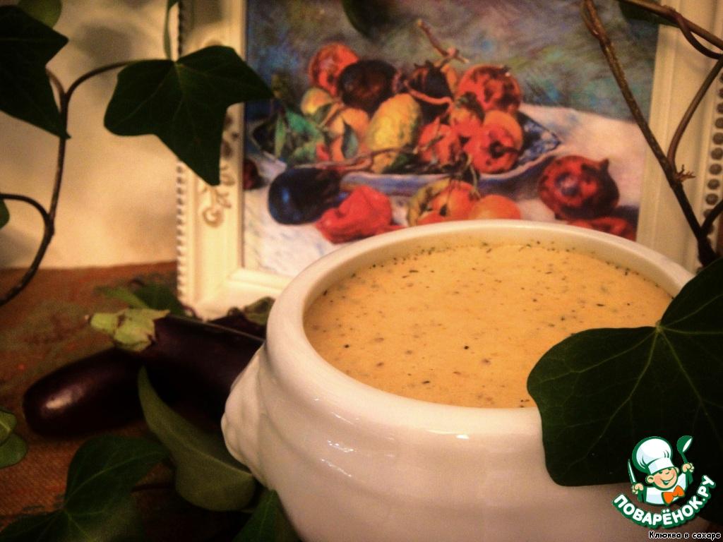 Переливаем в супницу и подаём к столу. Никаких дополнительных заправок этот суп не требует, он абсолютно самодостаточен.