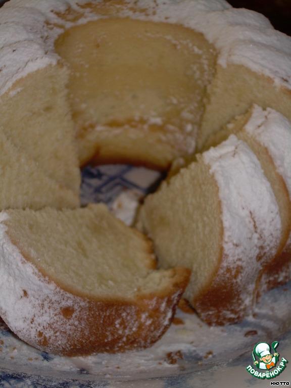 Сказать, что это вкусно - ничего не сказать! Это удивительно вкусно, тает во рту, нежно, восхитительно!!! Думаю, если добавить изюм, будет уже другой советский кекс, надо будет попробовать! А ещё, наверное, это тесто (по сути бисквит) для тортов подходит.    ПРИЯТНОГО АППЕТИТА!!!