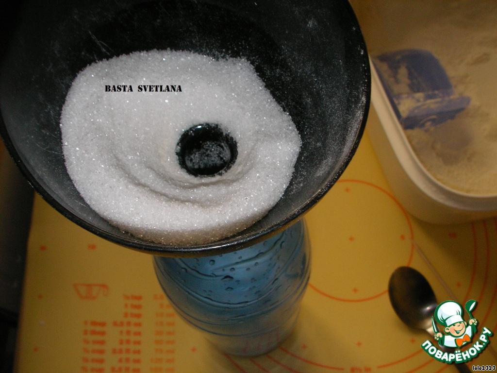 Сахар, соль,