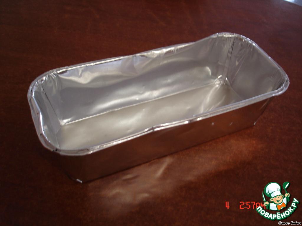 Для тех, кто боится готовить в тетрапакете, можно приготовить в разовой форме для кексов.   Предварительно завернув в рукав для запекания, хорошо закрепив его.