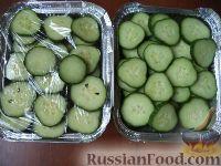 Огурцы ( салат из огурцов )