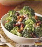Капустный салат с луком и клюквой