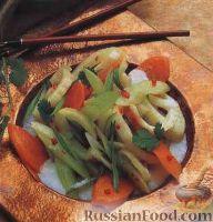 Тайское овощное рагу