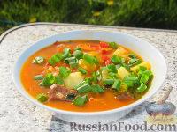 Бограч - венгерский суп