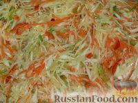 """Салат из капусты """"Витаминный"""""""