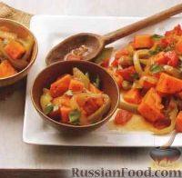 Батат в томатном соусе