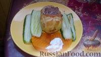 Картофельные лапти
