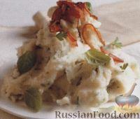 Картофельное пюре с травами и специями