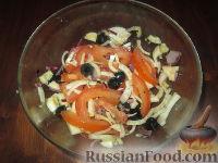 Салат с фенхелем