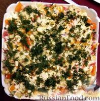Экзотический салат