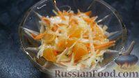 Витаминный салат из капусты