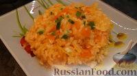 Тушеная капуста с рисом (лаханоризо)