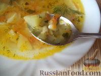 Суп фасолевый с картофелем