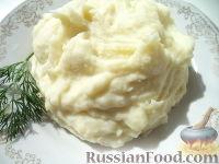 Пюре из картофеля (диетическое)