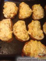 Бутерброды с куриной грудкой и сладким перцем