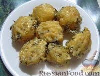 Картофель под сметанным соусом (в духовке)