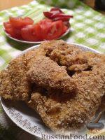 Куриные наггетсы (в духовке)