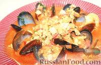 Рыбный суп буйабес