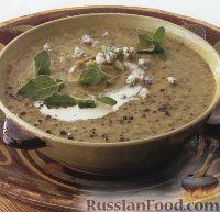 Суп-пюре из цуккини с сыром