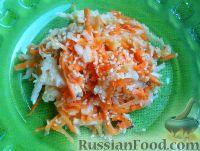 Витаминный салат с кунжутом