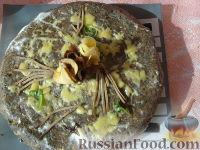 Торт из субпродуктов