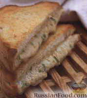 Бутерброды с перчинкой