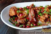 Хоровац (армянский шашлык) из говядины