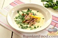 Чихиртма (куриный суп по-грузински)