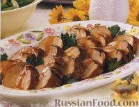 Свиная вырезка в горчично-медовом маринаде