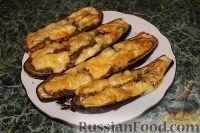 Баклажаны с рубленой свининой