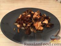 Салат из китайских древесных грибов