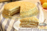 "Торт ""Медовик"" за 15 минут"