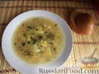 Суп из гороха с рисом
